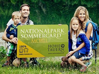 Nationalpark Sommer Card Mobil